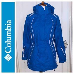 Columbia Women's Interchange Waterproof Jacket